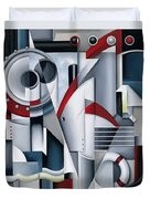 Maiden Voyage Duvet Cover by Catherine Abel