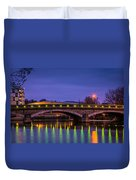 Maidstone Bridge Duvet Cover