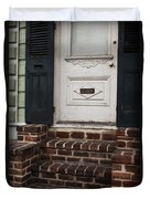 Mail Slot Duvet Cover