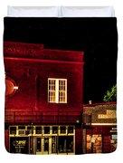 Main Street East Bernard Duvet Cover