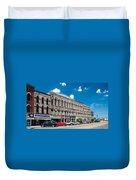 Main Street Usa Duvet Cover