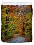 Journey Maine 55 Duvet Cover
