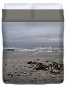 Maine Coastline  Duvet Cover