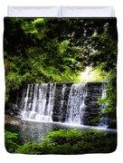 Mainline Waterfall Duvet Cover