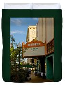 Mainzer Theater Duvet Cover