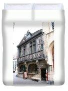 Maison Milliere - Dijon - France Duvet Cover