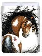 Majestic Horse #106 Duvet Cover
