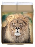 Majestic King Duvet Cover