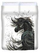 Majestic Spirit Horse  Duvet Cover