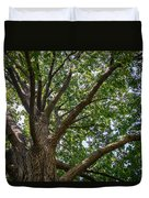 Majestic Oak Duvet Cover