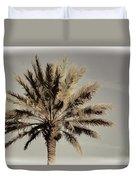 Majestic Palm Duvet Cover