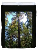 Majestic Trees Duvet Cover
