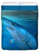 Mako Shark Duvet Cover