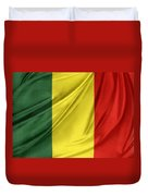 Mali Flag Duvet Cover