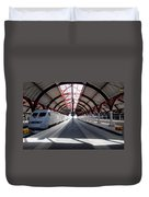 Malmo Central Station Duvet Cover
