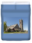 Malone Church Duvet Cover