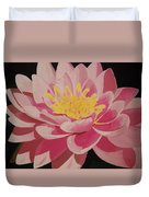 Mama's Lovely Lotus Duvet Cover