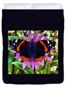 Mammoth Butterfly Duvet Cover