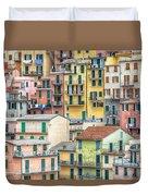 Manarola Duvet Cover by Joana Kruse