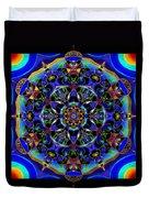Mandala 2 Duvet Cover