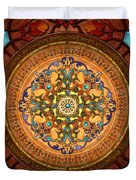 Mandala Arabia Sp Duvet Cover