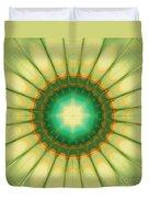 Mandala Of The Hope Duvet Cover