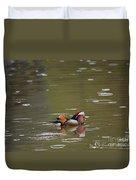 Mandarin Duck 20130507_99  Duvet Cover