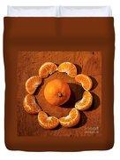 Mandarin Duvet Cover