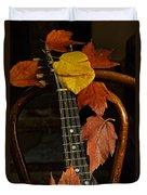 Mandolin Autumn 1 Duvet Cover