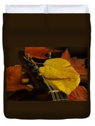 Mandolin Autumn 6 Duvet Cover