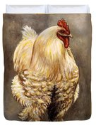 Mandy The Rooster Duvet Cover