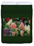 Manet's Garden Duvet Cover