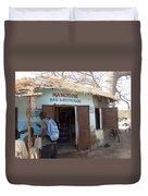 Mangrove Bar And Restaurant Duvet Cover