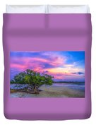 Mangrove By The Bay Duvet Cover by Marvin Spates