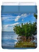 Mangrove Duvet Cover