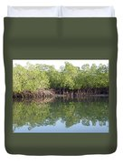 Mangrove Refelections Duvet Cover