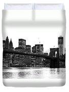 Manhattan 1 Duvet Cover