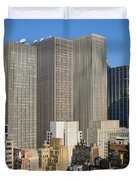 Manhattan Urban Jungle Duvet Cover