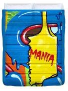 Mania Duvet Cover