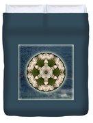 Manifesting Abundance Duvet Cover