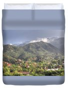 Manitou To The South I Duvet Cover