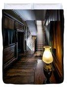 Mansion Lamp Duvet Cover