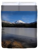 Manzanita Winter Beauty Duvet Cover