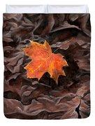 Maple Duvet Cover