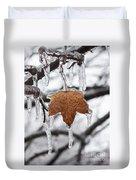 Maple Leaf Forever Duvet Cover