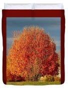 Maple Tree Duvet Cover