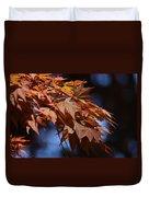 Maples In Spring 2013 Duvet Cover