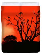 Marabou Tree Duvet Cover