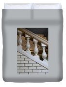 Marble Staircase Duvet Cover