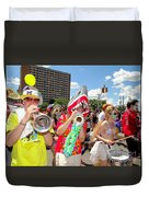 Marching Band Duvet Cover